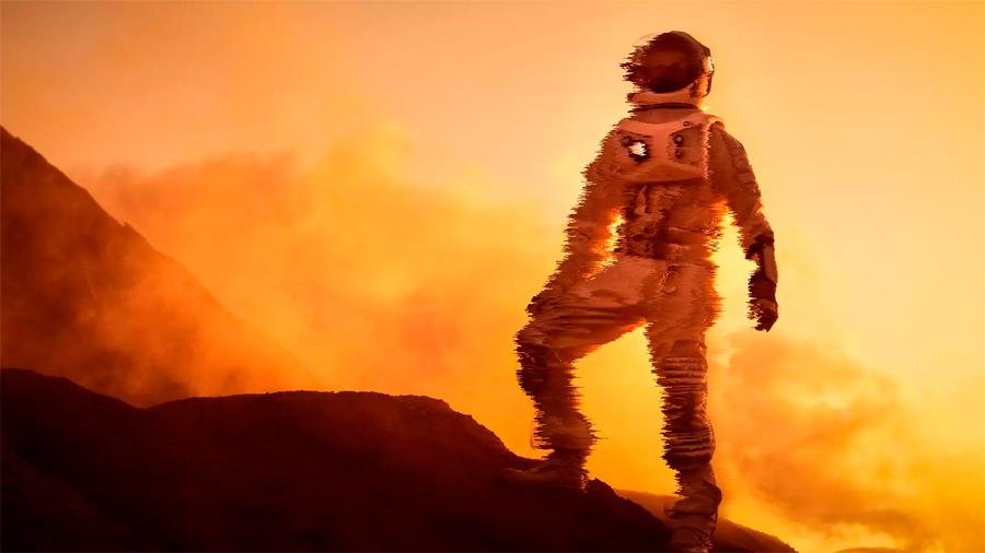 La NASA no lo contempló: el cuerpo humano es frágil para llegar a Marte