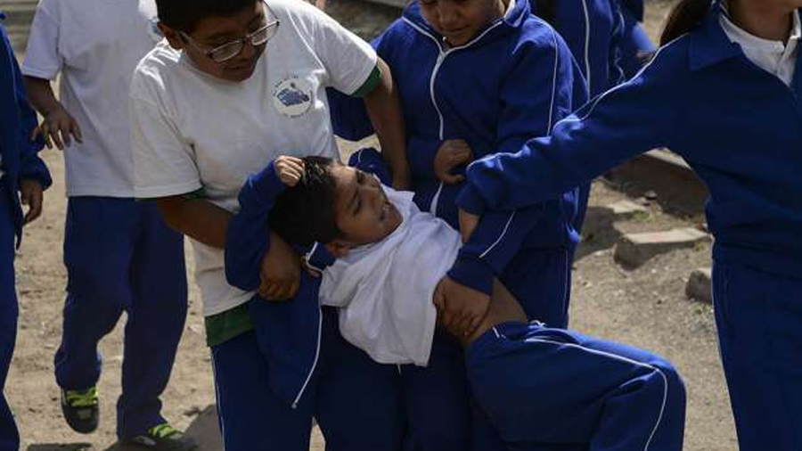 Un tercio de los adolescentes del mundo sufre acoso escolar