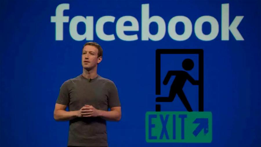 Facebook: grupo de accionistas busca destituir a Mark Zuckerberg como CEO