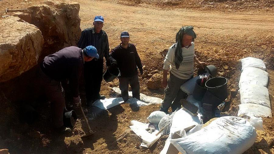 Jerusalén: descubren un centro de decapitación de 2000 años de antigüedad