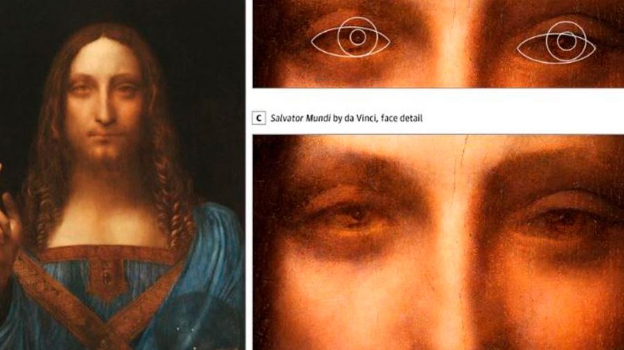 Un profundo estudio postula que Leonardo da Vinci pintaba mejor porque era ¡bizco!