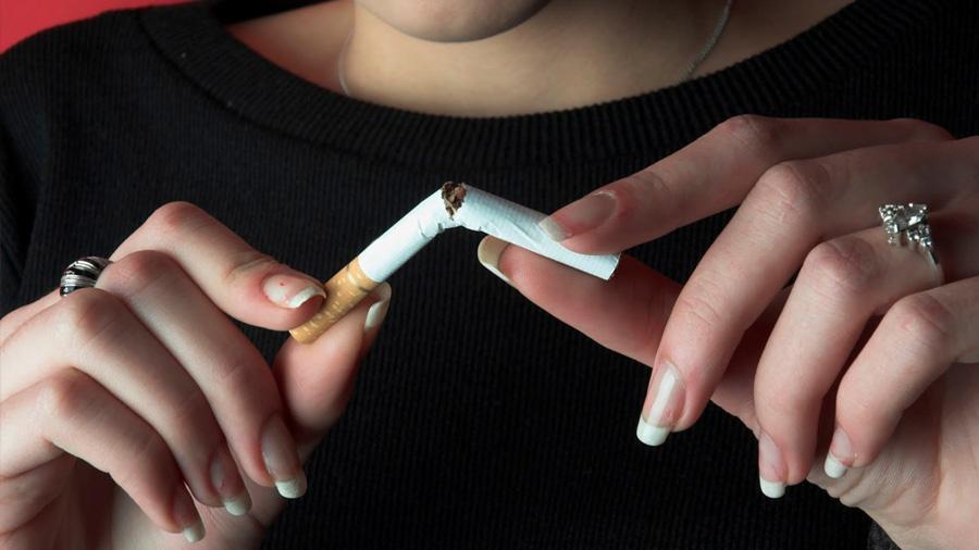 Diseñan una enzima que elimina la adicción a la nicotina
