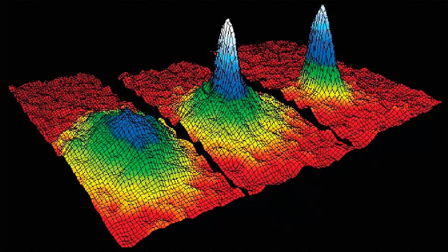 Un nuevo estado de la materia se reproduce en el espacio