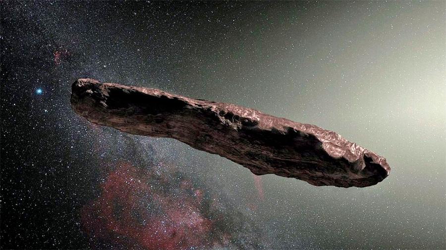 El asteroide interestelar Oumuamua mide al menos 240 metros, definen astrónomos