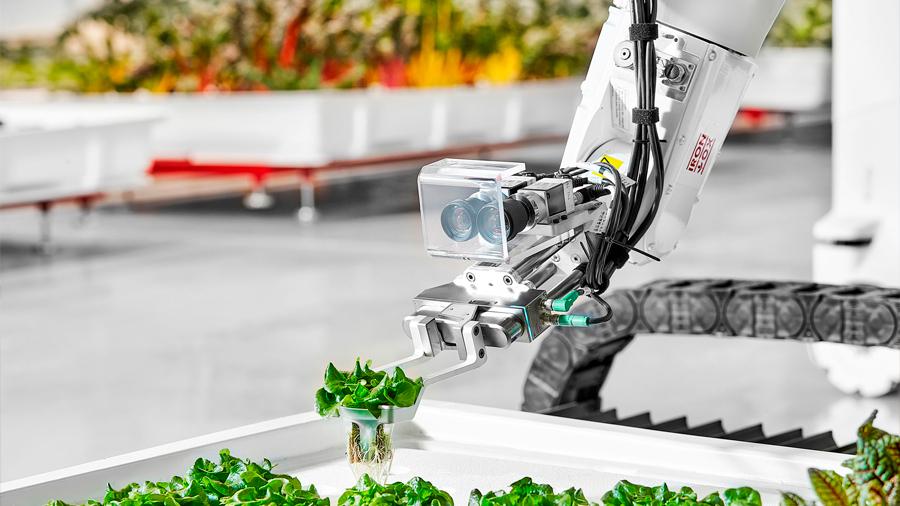 Agricultura 100 % robótica para resolver los dos grandes retos del sector