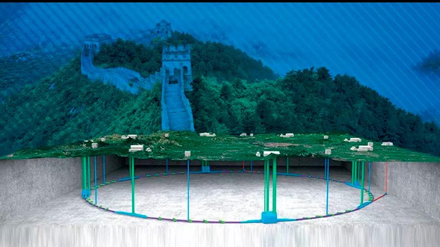 Luz verde al diseño del acelerador de partículas gigante chino: 100 kms de circunferencia