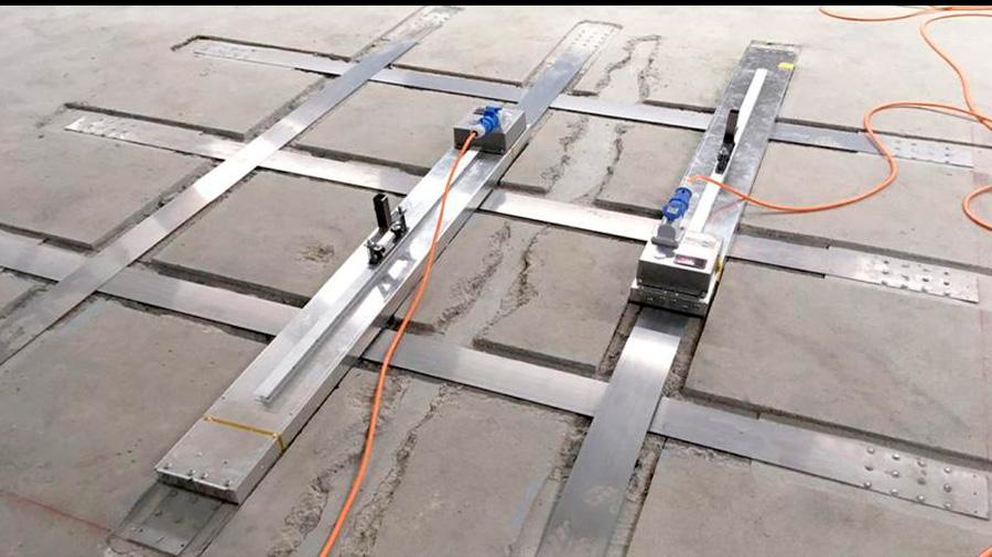 Producen un 'acero con memoria' para reforzar edificios de hormigón