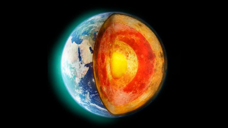 """""""Un planeta dentro de otro planeta"""": estudio que confirma que el núcleo interno de la Tierra es """"sólido y blando"""""""