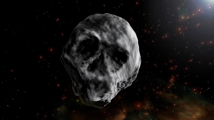 El asteroide de Halloween vuelve a su cita con la Tierra