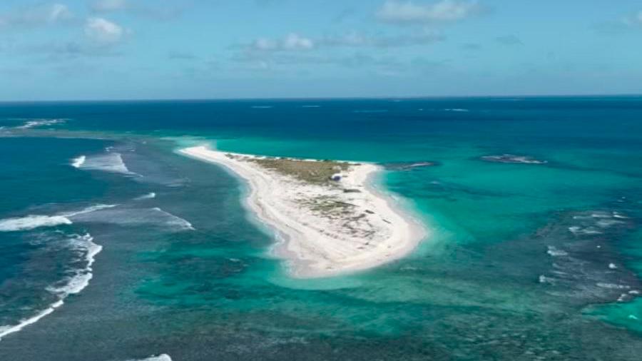 Una isla de Hawaii desapareció tras el paso del huracán Walaka