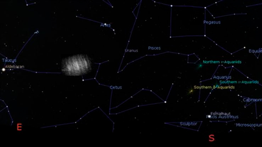 Confirmado: la Tierra tiene como satélites dos nubes de polvo