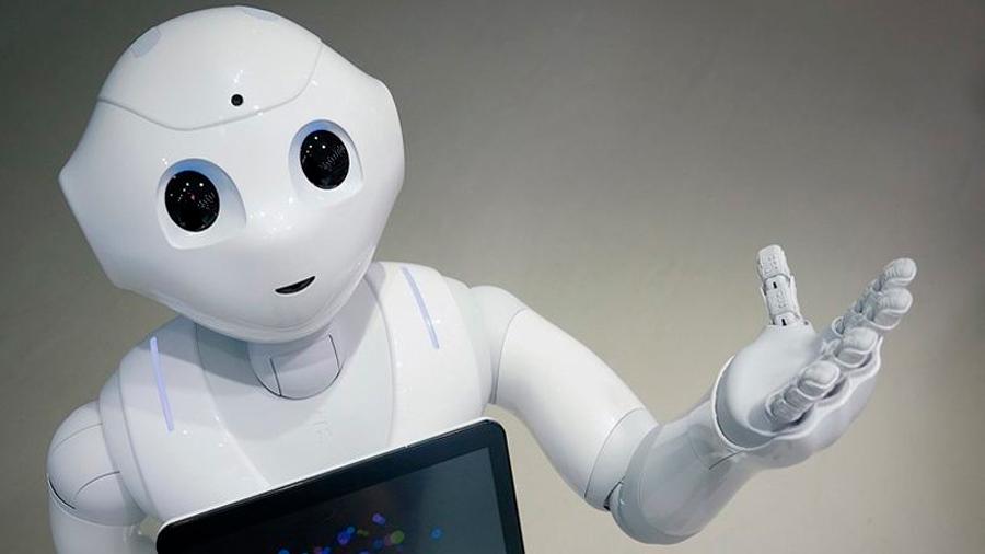 Pharos, el robot creado para ser amigo de los ancianos