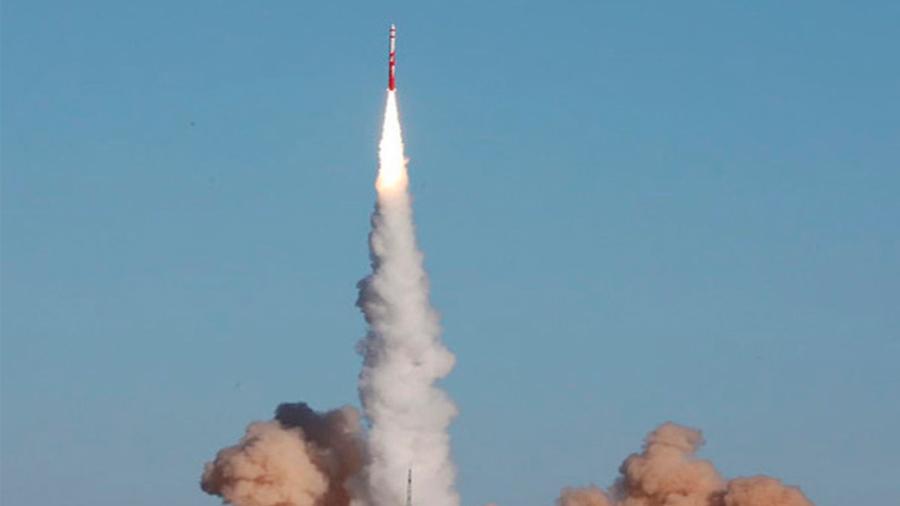 Fracasa misión del primer cohete privado chino