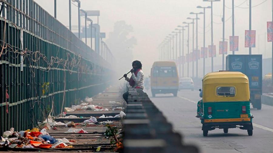 La contaminación mata al año 7 millones de personas y de ellas 570 mil son niños: OMS