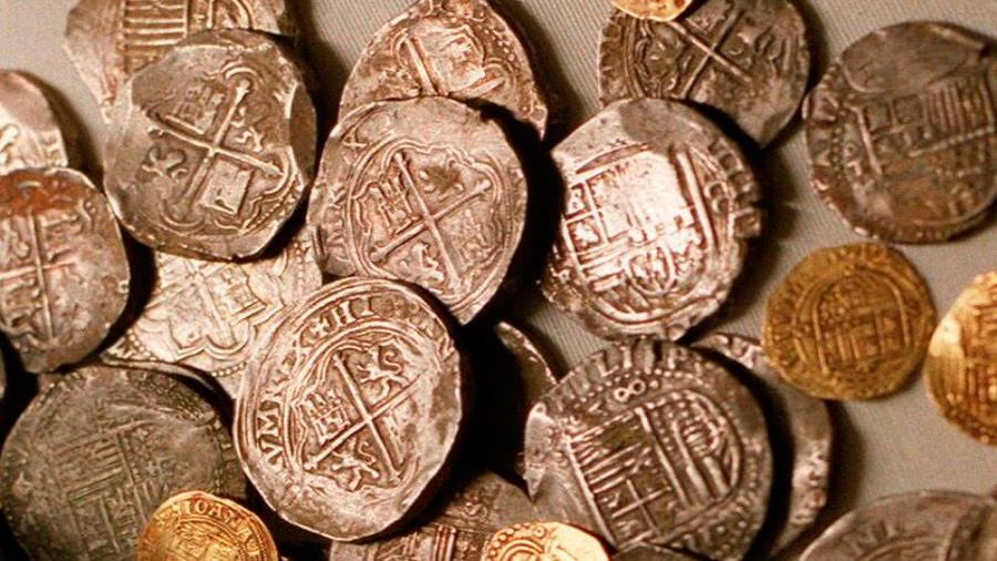 La sequía expone un tesoro de 2,000 monedas de plata y oro en el Danubio