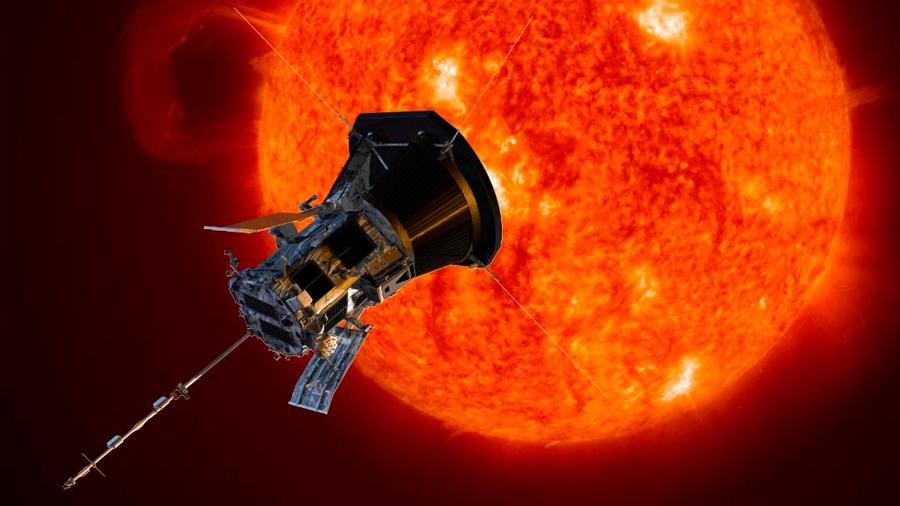 Logra sonda 'Parker' récord de acercamiento al Sol