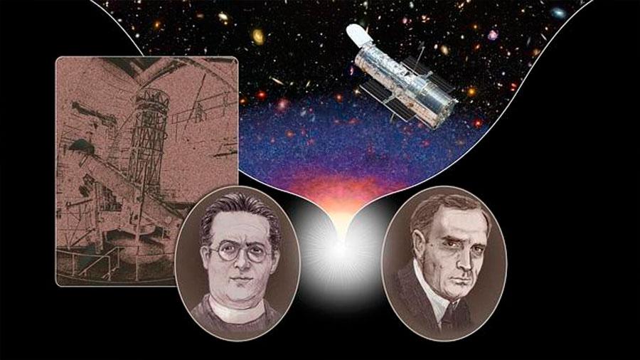Justicia al genio Lemaître: la Ley de Hubble se le conocerá como la Ley de Hubble-Lemaître