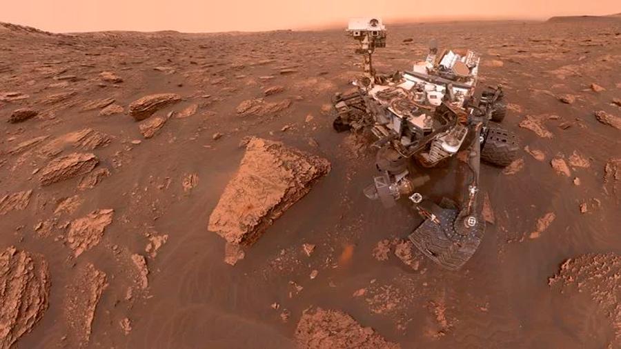 Tras fallo, el Curiosity vuelve a 'dar señales de vida'