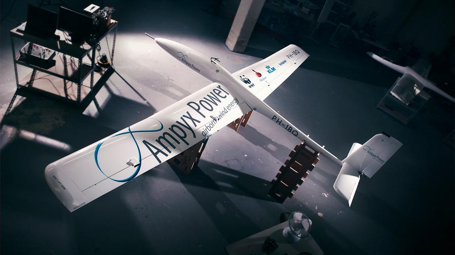 Drones que producen energía: el ingenio holandés para modernizar parques eólicos obsoletos
