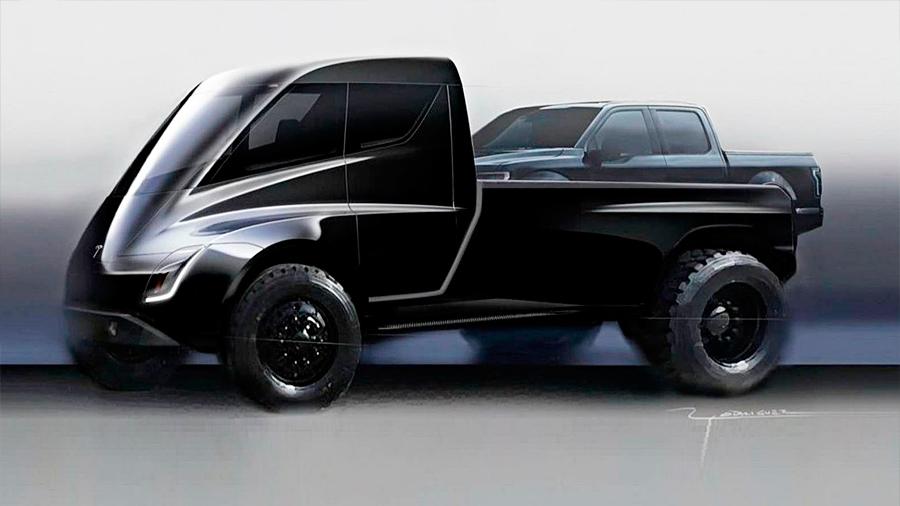 A Elon Musk no le importa si nadie compra su nueva 'camioneta Blade Runner'
