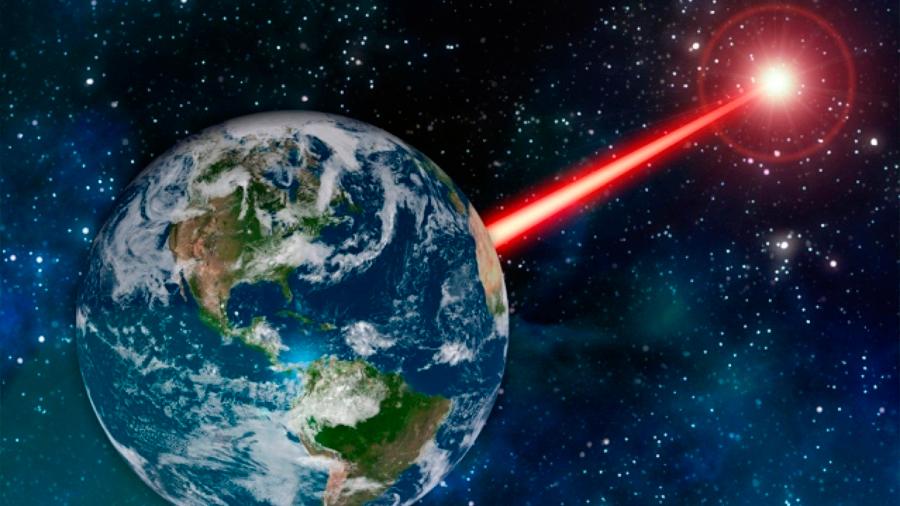 Proponen tecnología láser disponible para contactar con otras civilizaciones