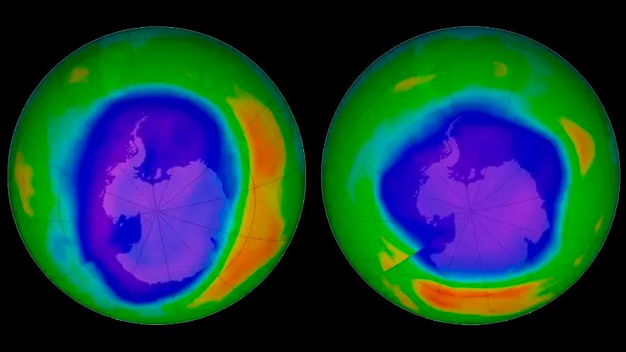 La capa de ozono se recupera entre un 1% y un 3% por década, según el último estudio