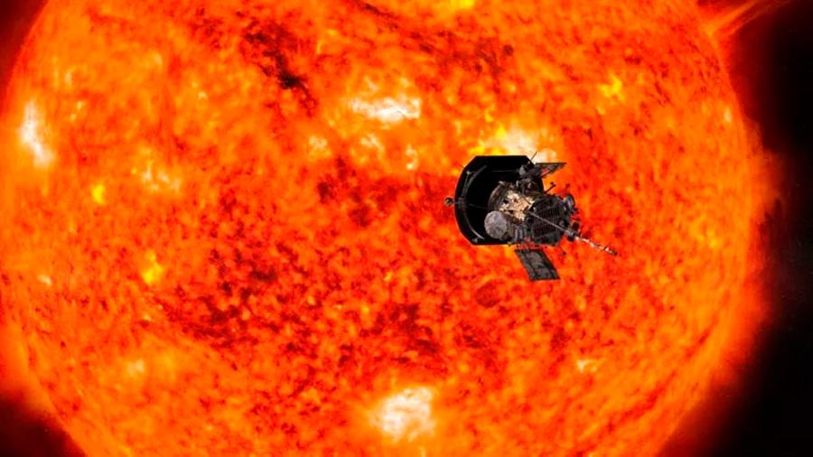 La misión Parker Solar Probe alcanza su primer encuentro con el Sol