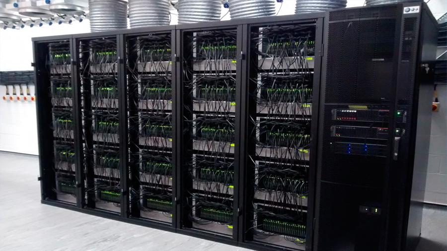 Debuta una máquina con un millón de procesadores que imita al cerebro