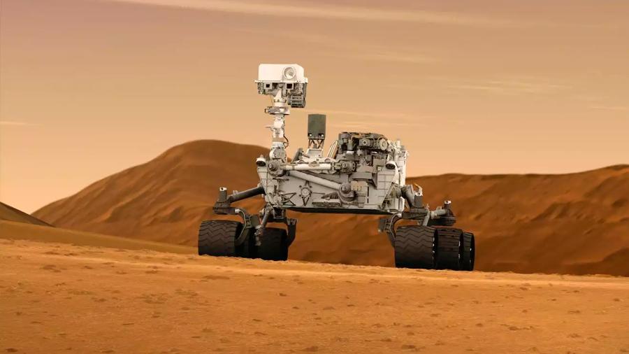 El rover Curiosity supera los 20 kilómetros recorridos en Marte