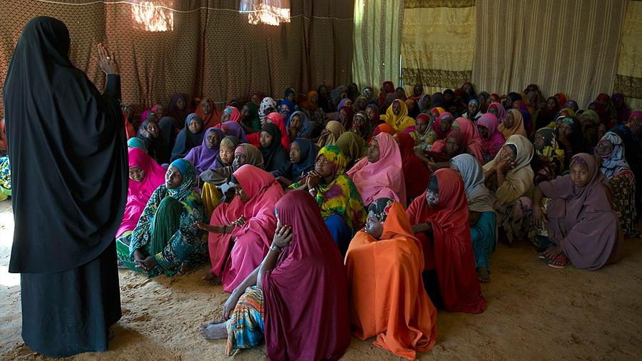 Desciende drásticamente la tasa de mutilación genital de niñas en África