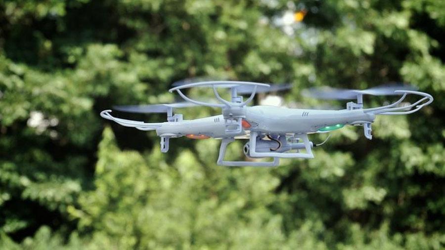 Crean un protocolo para evitar posibles choques entre drones