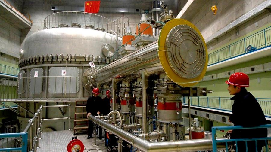 Un reactor experimental de fusión alcanza los 100 millones de grados