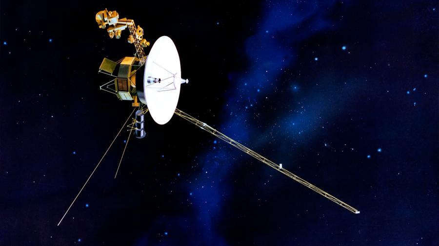 Voyager 2 envía nuevas señales de despedida del Sistema Solar