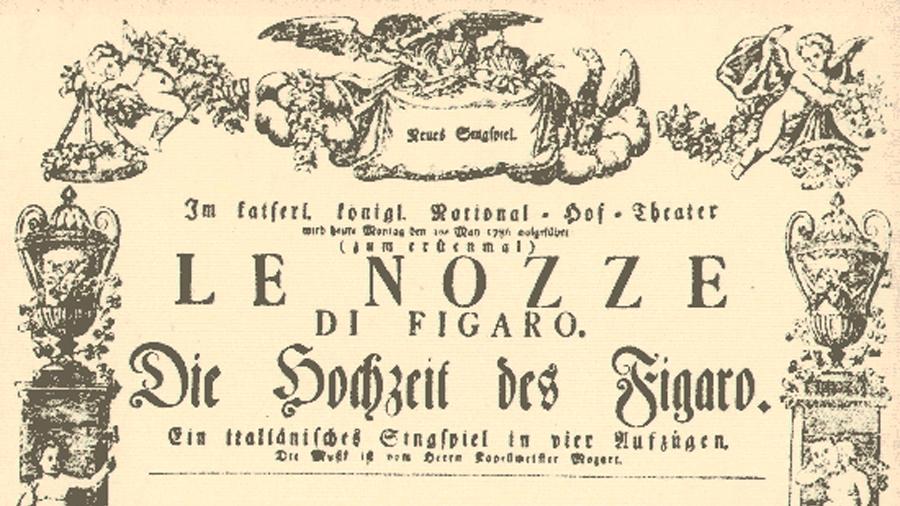 Le nozze di Figaro o la búsqueda de la felicidad