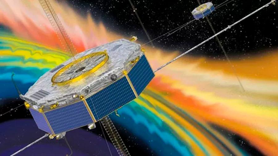 Registran explosión magnética en la atmósfera de la Tierra