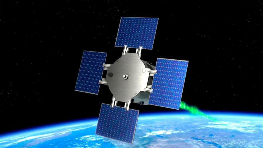 Lanzan al espacio un microinvernadero que cultiva comida con orina
