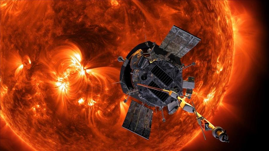 """La sonda espacial Parker goza de """"buena salud"""" tras su primera aproximación al Sol"""