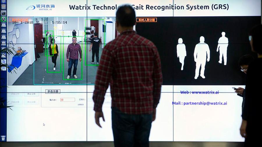 Tecnología de vigilancia en China podría identificar a la gente por su forma de caminar