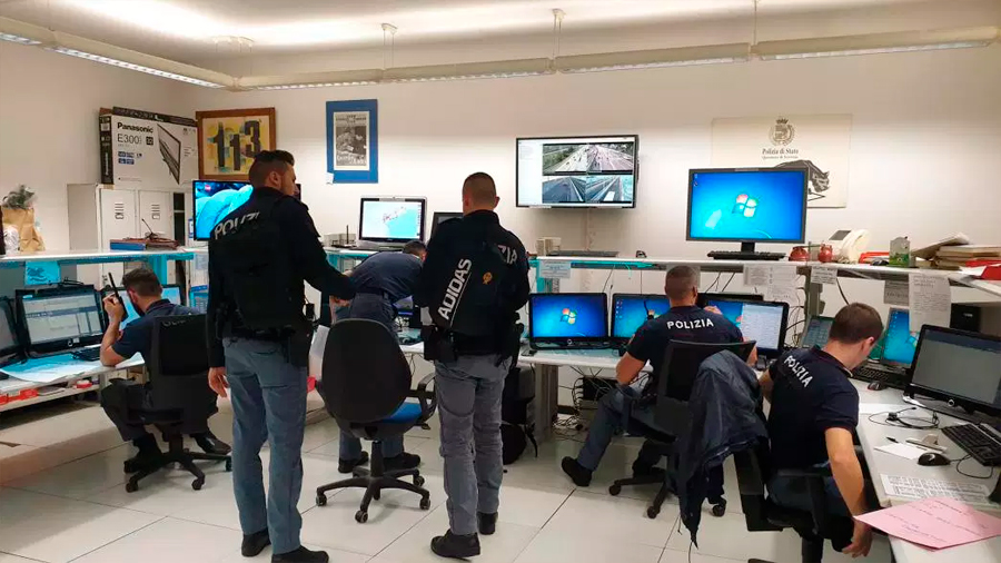 Ladrón fue atrapado en Italia gracias a nuevo algoritmo para predecir delitos inventado en Nápoles