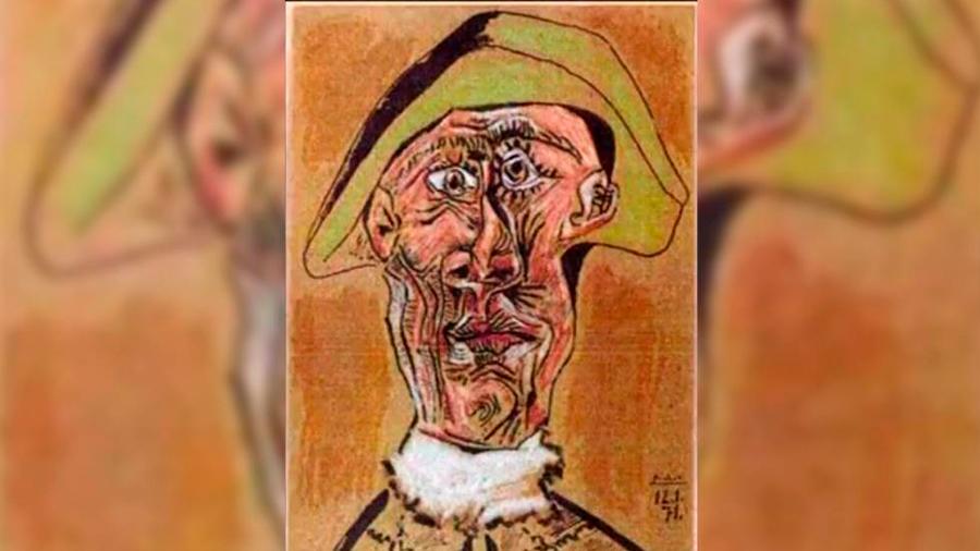 """""""Cabeza de Arlequín"""": descubren paradero de cuadro de Picasso robado hace 6 años en Holanda"""