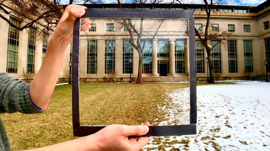 Una película transparente se autorregula para impedir el paso de hasta 70 por ciento del calor solar