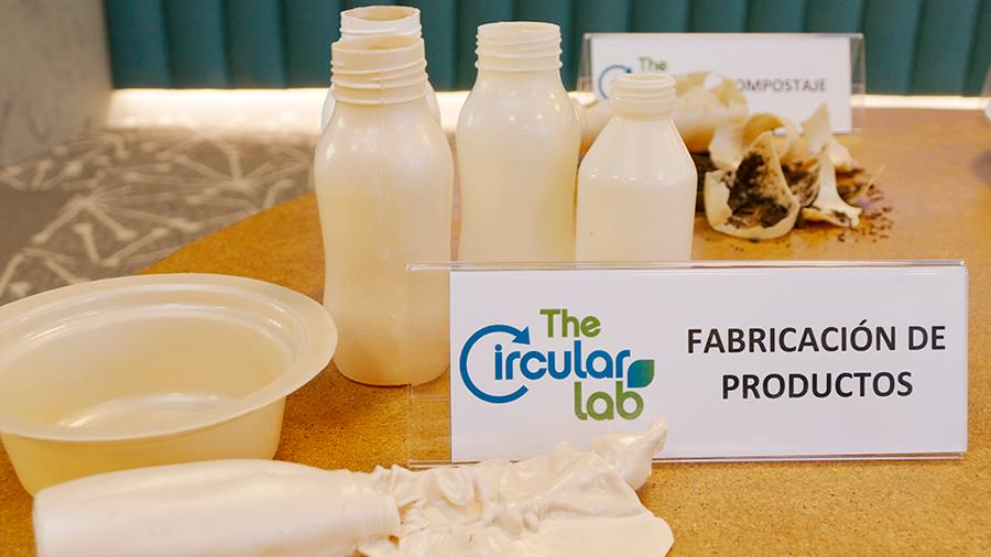 En marcha en España nuevo envase de plástico que no contamina