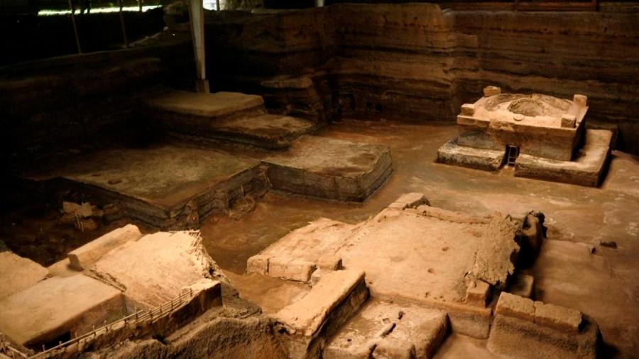 """Encuentran primer esqueleto humano en la """"Pompeya Maya"""""""