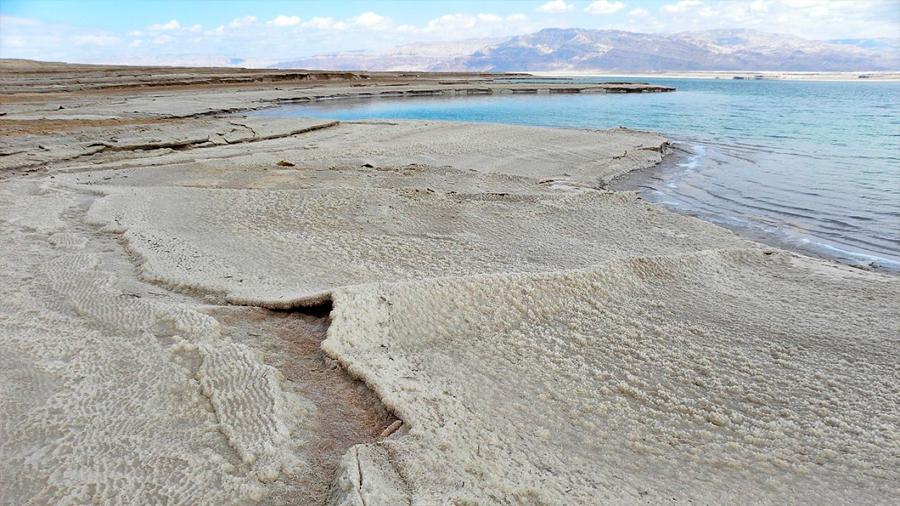 Pruebas de que un meteoro devastó el Mar Muerto hace 3,700 años