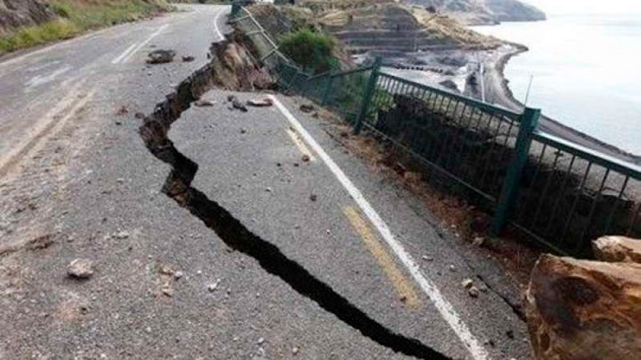 Un gran terremoto ocurrido en 2016 cambió de sitio las grandes islas de Nueva Zelanda