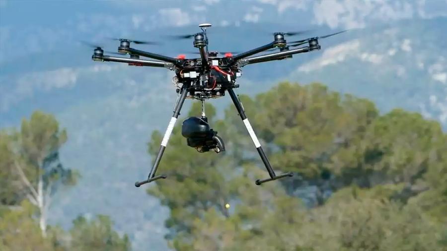 Resultado de imagen para Crean dron capaz de reforestar 100 mil árboles en sólo 5 horas