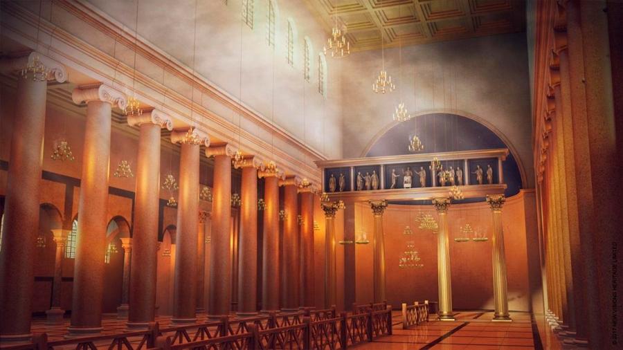 Historia oculta de Roma, revelada bajo la primera catedral del mundo