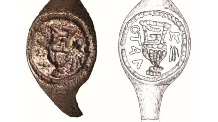 Descubren un anillo de Poncio Pilato