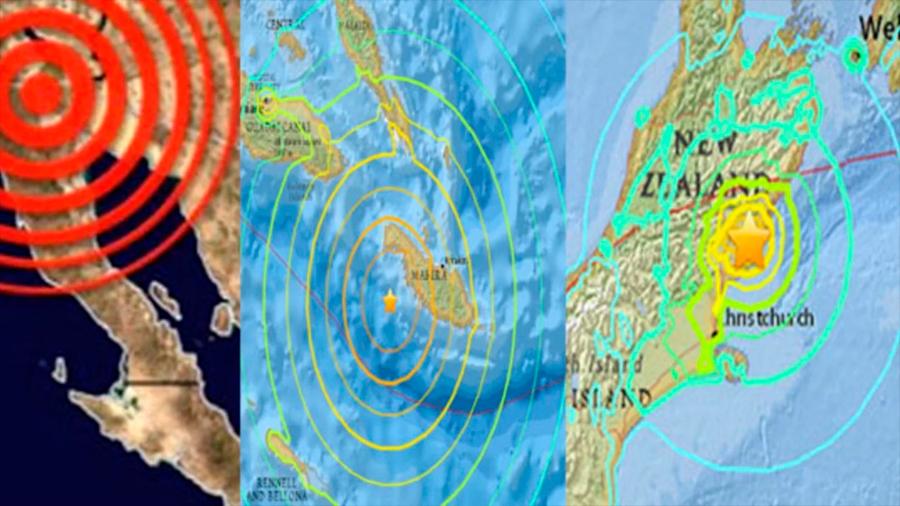Misteriosas ondas sísmicas recorrieron el mundo y nadie sabe el porqué