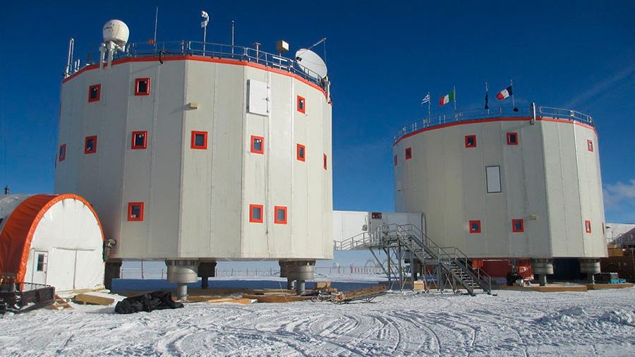 El invierno antártico fuerza a los investigadores a una hibernación psicológica